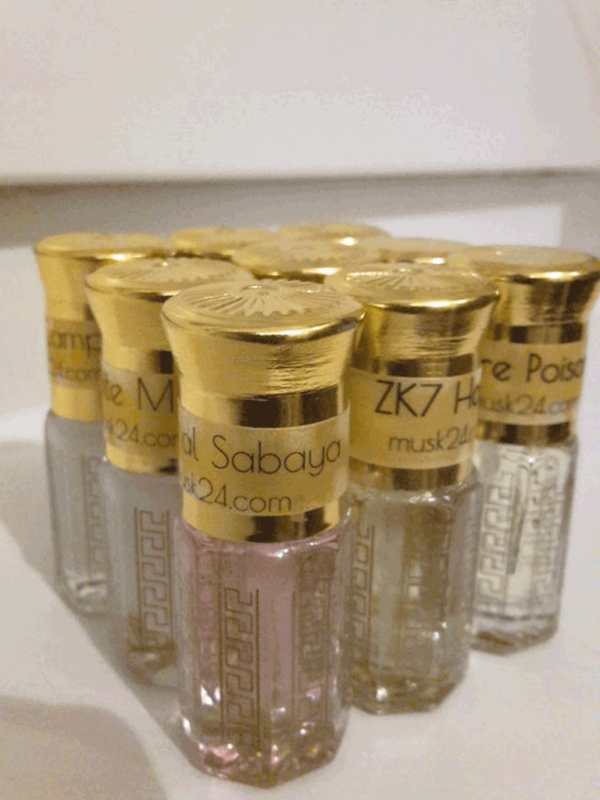 Perfume Mix for testing