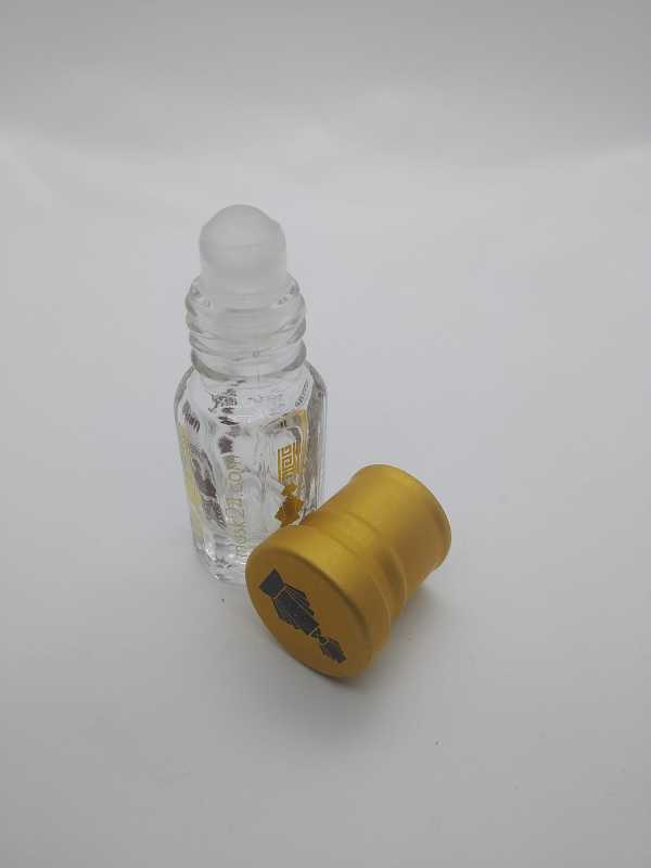 3ml empty bottle special Flacon Attar/Musk RollOn | 1piece - 50pieces